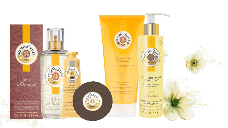 Roger&Gallet Bois d'Orange