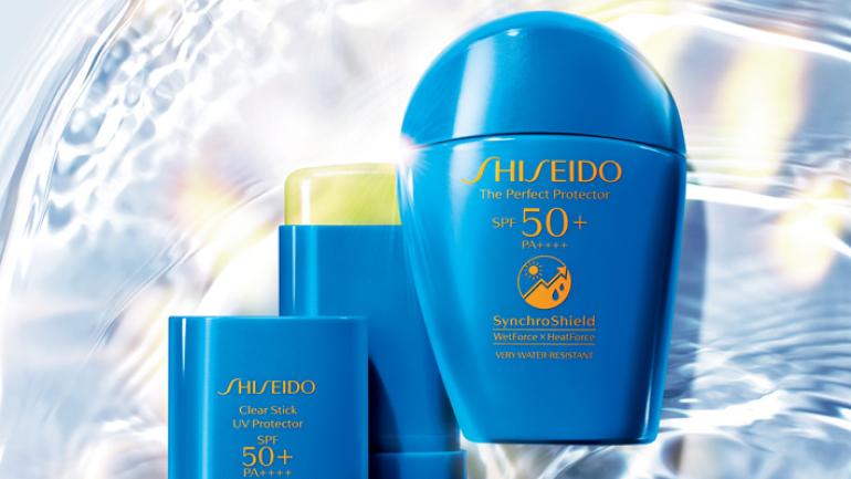 Shiseido Proteção Solar