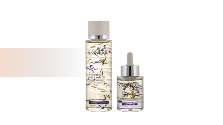 Skinerie Respectful Oils