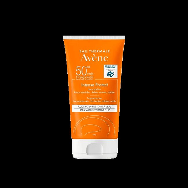 Avène Sun Intense Protect Fluid Fragrance-Free SPF50+ 150ml