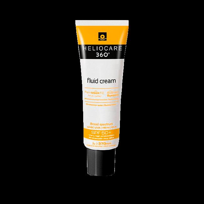 Heliocare 360 Fluid Cream SPF50+ 50ml
