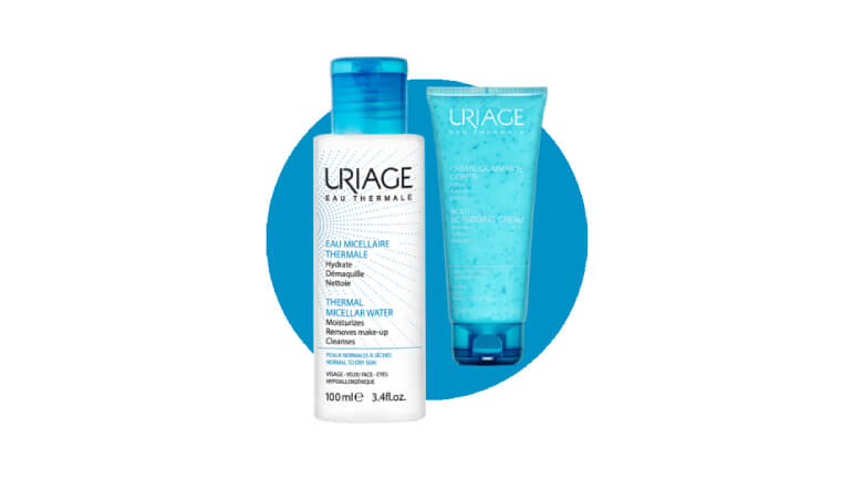 Uriage Cleansers