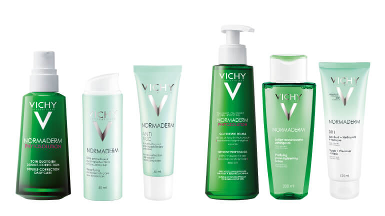 Vichy Acne and Oily Skin