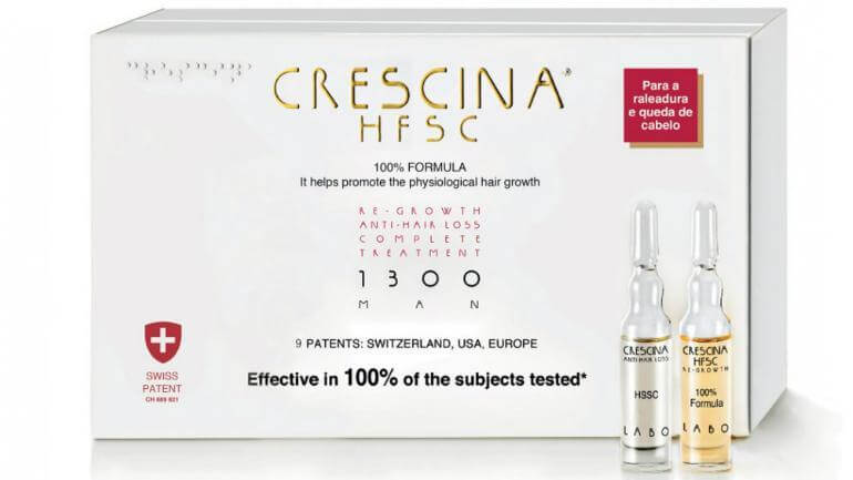 Crescina HFSC Hair Loss Treatment