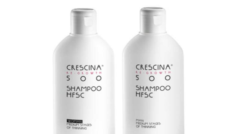 Crescina HFSC Re-Growth Shampoo