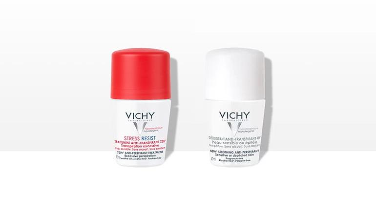 Vichy Deodorants