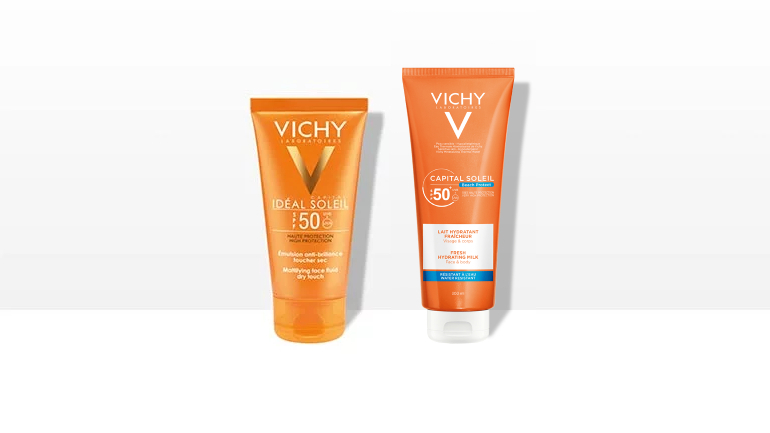 Vichy Sun Protection