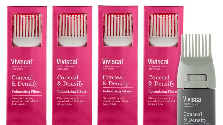 Viviscal Conceal & Densify - Volumizing Fibers